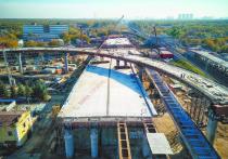 Транспортный каркас Москвы развивается с опережением плана