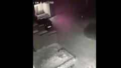 В Томске девочка выжила после падения с четвертого этажа: видео