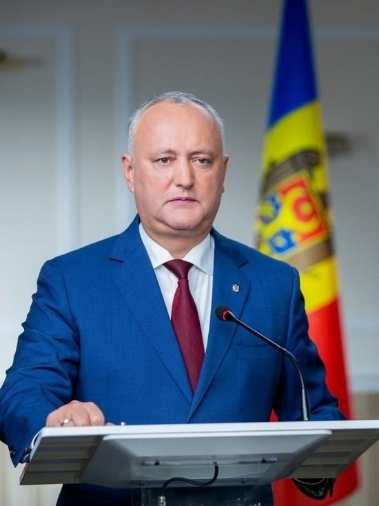 Игорь Додон: В Молдове обеспечена продовольственная безопасность