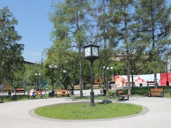 Бульвар Постышева в Иркутске продолжат благоустраивать за 12 млн