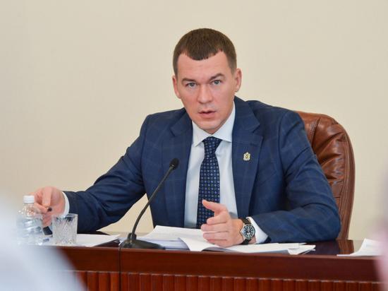Михаил Дегтярёв отменил тендер на губернаторскую охрану в 33 млн рублей