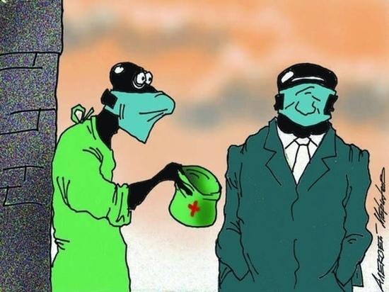 В Курской области медиков заставляют вернуть в казну полученные ковид-надбавки