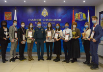 Ивановские дети стали третьими в межрегиональном полевом лагере «Юный пожарный»
