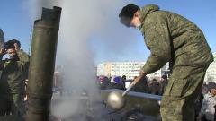 Тихоокеанский флот выделил полевые кухни для оставшегося без электричества Владивостока