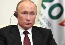 Кремль пояснил путаницу в словах Путина о Байдене