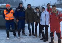 Группа студентов, решивших исследовать старинные каменоломни в Новой Москве, поставила на уши своих родных и спасателей