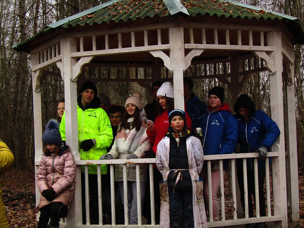 Горайский парк. 200 лет спустя