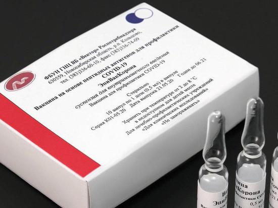 Новосибирская вакцина от коронавируса поступит в оборот до конца 2020 года