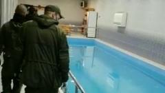 Опубликованы кадры обыска особняка дагестанского полковника по делу о терактах