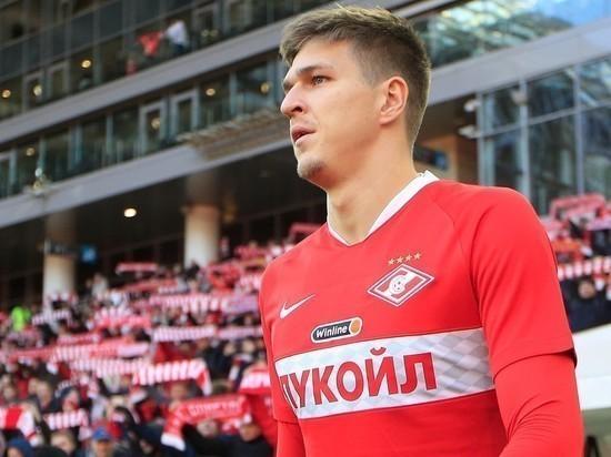 """Соболев не сыграет за """"Спартак"""" до зимней паузы в РПЛ"""