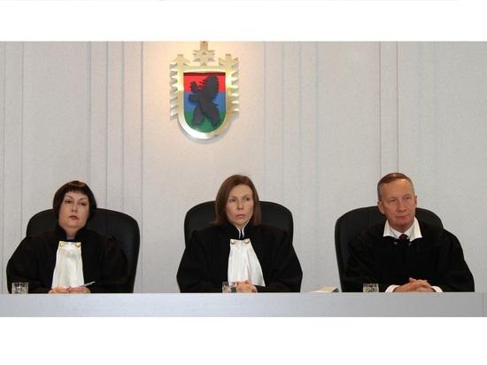 Конституционный суд Карелии, вопреки слухам, продолжает работать