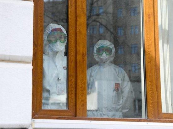 В Москве за сутки умерли 76 пациентов с коронавирусом