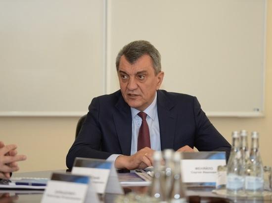В Приангарье прибыл полпред Сергей Меняйло