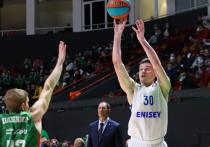 Баскетболист «Енисея» сыграет против Италии и Эстонии