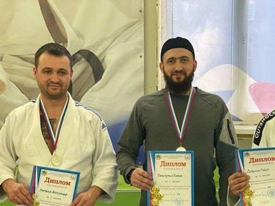 Муфтий Татарстана победил в турнире по джиу-джитсу среди ветеранов