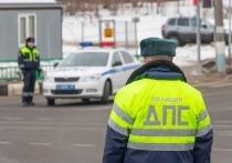 В Рязани пьяный водитель пытался скрыться от ГИБДД
