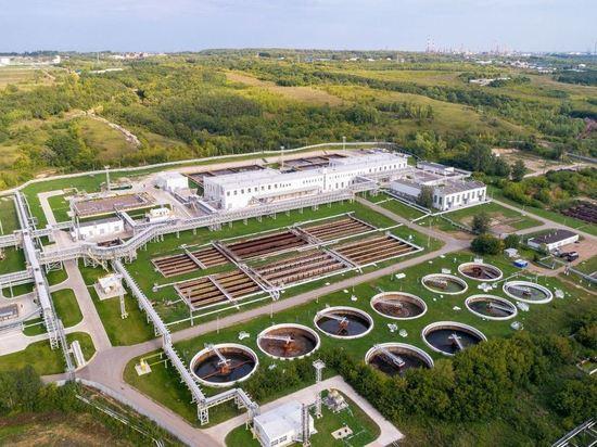 Крупнейшие биоочистные сооружения Евразии – в Уфе, вышли на технологический режим
