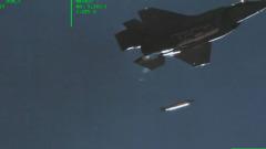 ВВС США показали видео испытаний новейшей ядерной бомбы
