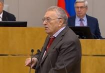 Лидер фракции ЛДПР Владимир Жириновский выразил мнение, что Пенсионный фонд России будет ликвидирован, а соответствующие выплаты гражданам по выслуге лет будут осуществляться напрямую из бюджета