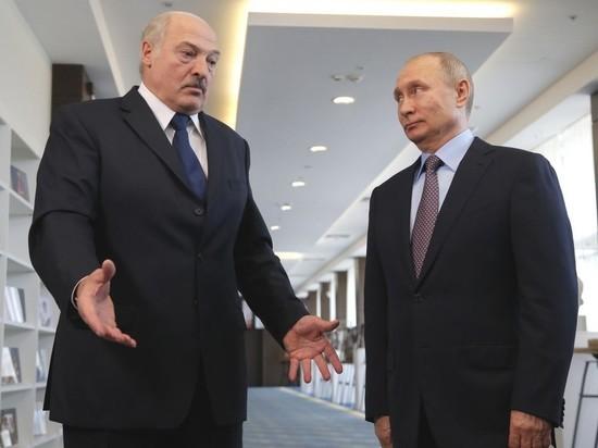 """Лукашенко: Запад хочет привлечь Россию к """"свержению строя"""" в Белоруссии"""