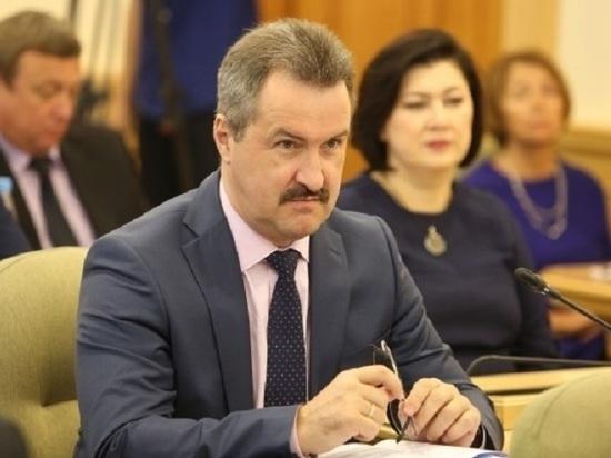 В Томской области от коронавируса умер директор СибФНКЦ ФМБА Виктор Воробьев