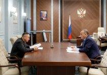 Глава Марий Эл встретился с министром строительства и ЖКХ РФ