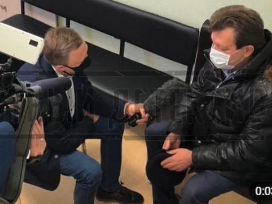 Арестованный градоначальник по-прежнему не признает вину ни в чем