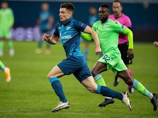 Дмитрий Хохлов - о ближайшем матче питерцев в Лиге чемпионов