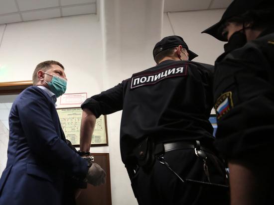 Фургала попросили оставить под арестом до марта