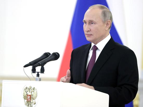Кремль отредактировал привычный  сценарий вручения послами верительных грамот