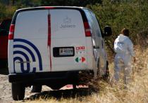 В Мексике обнаружены более ста трупов в тайной братской могиле