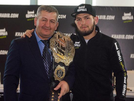 Нурмагомедов намекнул на возможное возвращение в UFC