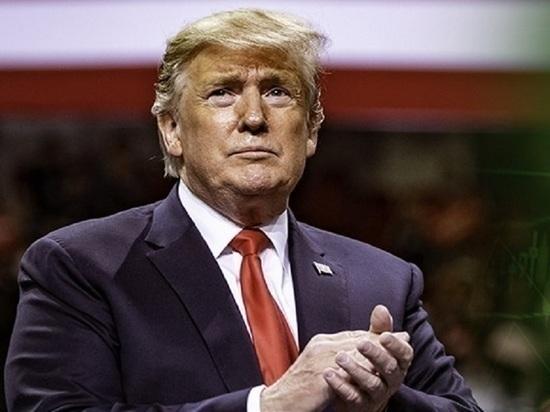 Трамп отказался говорить о выборах с журналистами