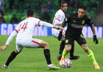 «Краснодар» проиграл «Севилье» и потерял шансы на плей-офф ЛЧ
