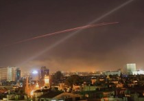 Дамаск атакован Израилем
