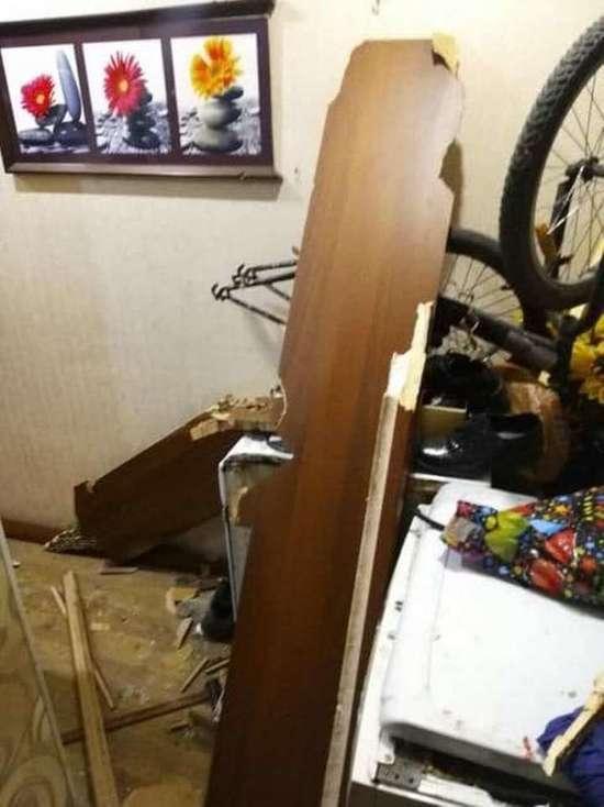 Самогонный аппарат взорвался в Шелехове