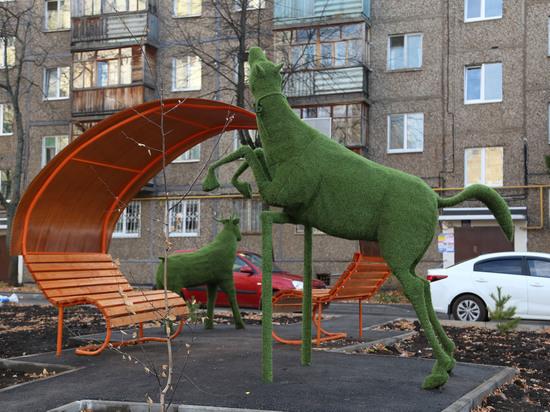 В Башкирии благоустроят 380 дворовых территорий