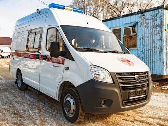 Михаил Дегтярев обеспечил Хабаровский край новыми автомобилями скорой помощи