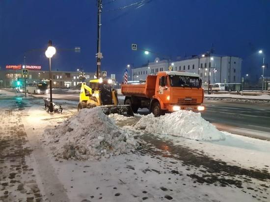 Первый снег, такой долгожданный и желанный, стал прекрасным сюрпризом для детворы, которая врассыпную выскочила на улицу