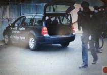 В ворота здания ведомства канцлера ФРГ Ангелы Меркель в Берлине врезался автомобиль
