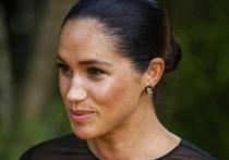 """Герцогиня Сассексская рассказала о """"невыносимом горе"""", которое они перенесли с ее супругом принцем Гарри"""