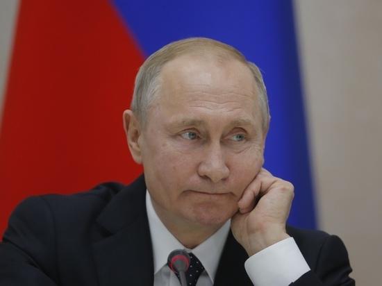 Путин не смог поехать в Саров