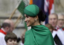 Жена британского принца Гарри Меган Маркл сообщила, что в июле у нее случился выкидыш