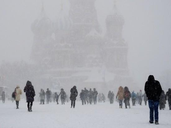 К концу недели столичный регион окажется под воздействием циклона, который принесет осадки в виде мокрого снега и порывистый ветер