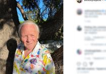 Всемирно известный британский и американский актер Энтони Хопкинс опубликовал на своей странице в Instagram видео, на котором корчится в гримасах и зловеще хохочет