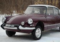 В России выставили на продажу автомобиль как у Фантомаса