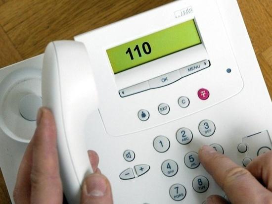 Мошенники в Германии: на телефоне может высветиться номер 110