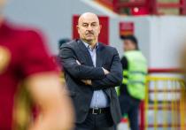 Вскрылись новые факты о нашумевшем скандальном интервью с участием главного тренера сборной России по футболу Станислава Черчесова
