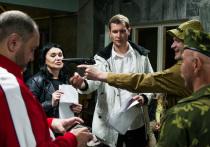 Ровно три недели осталось до премьеры фильма «Реальные пацаны против зомби»