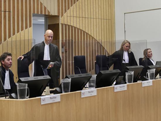 В Гааге настаивают на вине России в катастрофе
